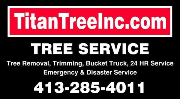 Tree Service Titan Tree Inc 413-285-4011